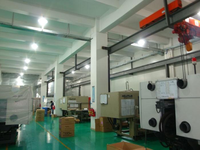 注塑加工厂接单流程